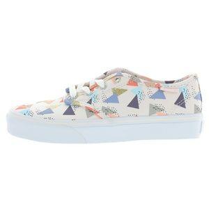 Vans Kids Girls Toddlers Stripe Sneakers Shoes